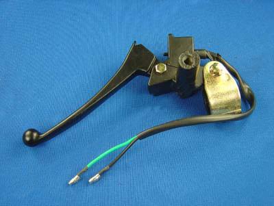 Left Brake Lever - MAGNUM 50 (ASSY)