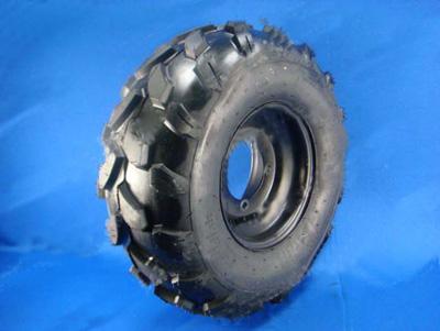 Wheel - 19-7.00-8 MOUNTOPZ 125RX-6 (RIGHT)