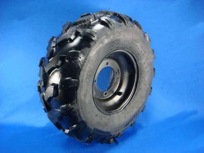 Wheel - 19-7.00-8 MOUNTOPZ 125RX-6 (LEFT)