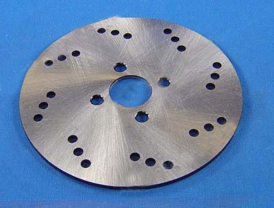 Rear Brake Rotor - PANTHER 110 RX3; XL; SD