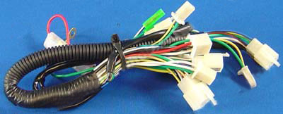 go kart parts wire harness panther 110 sd atv. Black Bedroom Furniture Sets. Home Design Ideas