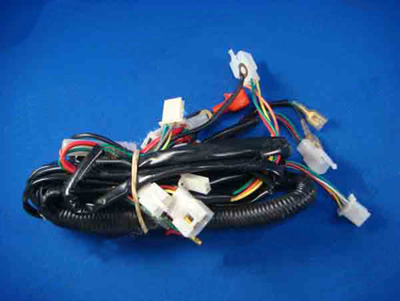 go kart parts wire harness panther 110 ttf atv