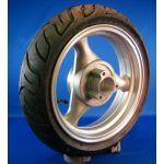 Wheel - 130-60-13 MOPED 150 DISC BRAKE (REAR)