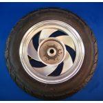 Wheel - 3.50-10 MOPED (REAR)