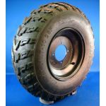 Wheel - 21-7-10 (FRONT LEFT) MOUNTOPZ 125 UT